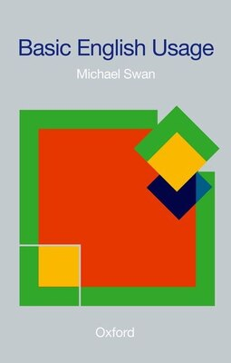 Book Basic English Usage by Michael Swan
