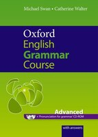 Oxford English Grammar Course: Advanced with Answers CD-ROM Pack