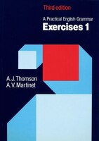 A Practical English Grammar: Exercises 1 with answers