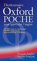 Book Bilingual Learners Dictionaries: Dictionnaire Oxford Poche pour apprendre langlais (francais… by Oxford