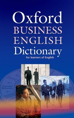 Book Oxford Business English Dictionary for learners of English: Dictionary by Dilys Parkinson