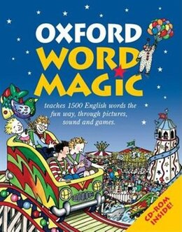 Book Oxford Word Magic by Oxford