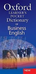 Book Oxford Learners Pocket Dictionary of Business English by Dilys Parkinson