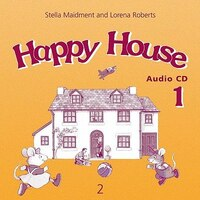 Happy House: Level 1 Audio CD (British English)
