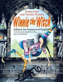Book Winnie the Witch: Storybook (with Activity Booklet): with Activity Booklet by Korky Paul