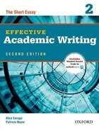 Effective Academic Writing: Level 2 Student Book Pack