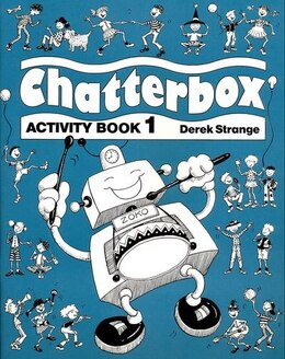 Book Chatterbox: Level 1 Activity Book by Derek Strange