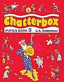 Book Chatterbox: Level 3 Pupils Book 3 by Jackie Holderness