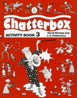 Book Chatterbox: Level 3 Activity Book by Jackie Holderness