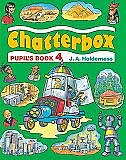 Book Chatterbox: Level 4 Pupils Book by Jackie Holderness