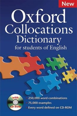 Book Oxford Collocations Dictionary: For Students of English by Oxford