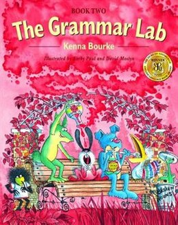 Book The Grammar Lab: Level 2 Student Book by Kenna Bourke