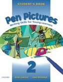 Book Pen Pictures: Level 2 Student Book by Mark Hancock