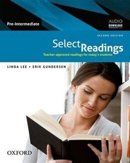Book Select Readings: Pre Intermediate Student Book by Linda Lee