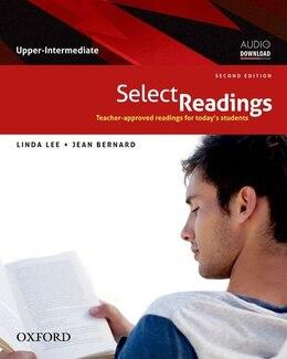 Book Select Readings: Upper Intermediate Student Book by Linda Lee