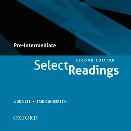 Book Select Readings: Pre Intermediate Class Audio CD by Linda Lee