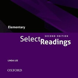 Book Select Readings: Elementary Class Audio CD by Linda Lee