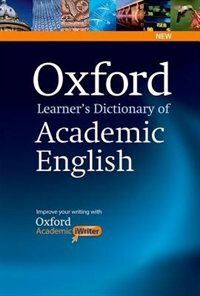 Book Oxford Learners Dictionary of Academic English: Helps students learn the language they need to… by Oxford
