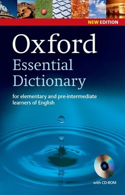 Book Essential Dictionary 2e Dictionary and CD-rom Pack by Oxford
