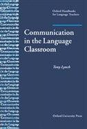 Oxford Handbooks for Language Teachers: Communication in the Language Classroom