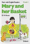 Book Start with English Readers: Grade 1 Mary and her Basket by D. H. Howe