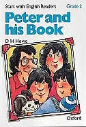 Book Start with English Readers: Grade 2 Peter and his Book by D. H. Howe