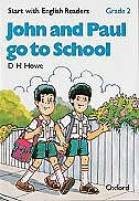 Start with English Readers: Grade 2 John and Paul Go to School