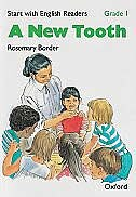 Start with English Readers: Grade 1 A New Tooth