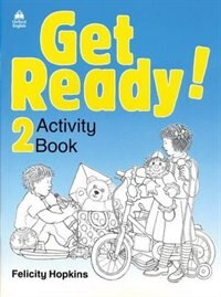 Get Ready!: Level 2 Activity Book