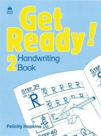Get Ready!: Level 2 Handwriting Book