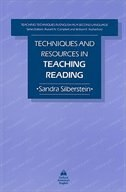 Book Teaching Techniques in English as a Second Language: Techniques and Resources in Teaching Reading by Sandra Silberstein