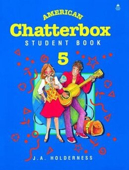 Book American Chatterbox: Level 5 Student Book by J. A. Holderness