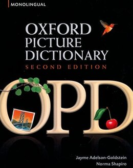 Book The Basic Oxford Picture Dictionary: English-Haitian-Creole Edition by Margot Gramer