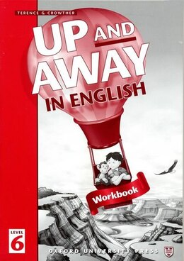 Book Up and Away in English: Level 6 Workbook by Terence G. Crowther