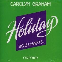 Book Jazz Chants: Holiday Jazz Chants Audio CD by Carolyn Graham