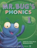 Mr Bugs Phonics: Level 1 Student Book