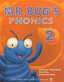 Mr Bugs Phonics: Level 2 Student Book