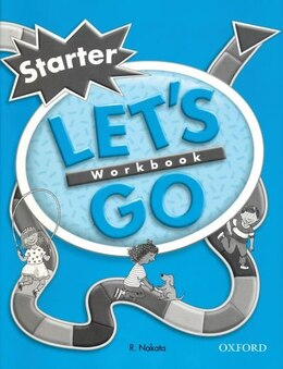 Book Lets Go: Starter Workbook by R. Nakata