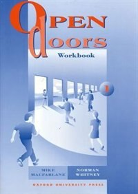 Book Open Doors: Level 1 Workbook by Norman Whitney