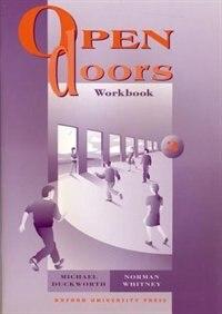 Open Doors: Level 3 Workbook