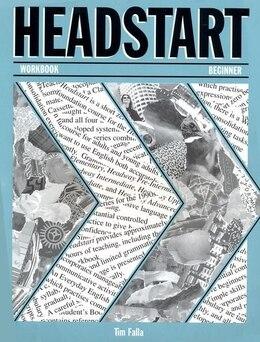 Book Headstart: Workbook by Tim Falla