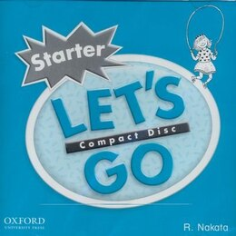 Book Lets Go: Starter Audio CD by R. Nakata
