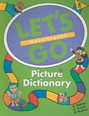 Book Lets Go Picture Dictionary: Monolingual English Edition by R. Nakata