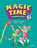Book Magic Time: Level 2 Student Book by Kathleen Kampa