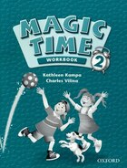 Magic Time: Level 2 Workbook
