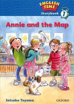 Book English Time: Level 1 Storybook: Annie and the Map by Susan Rivers