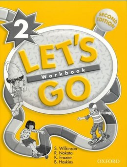 Book Lets Go: Level 2, Second Edition Workbook by S. Wilkinson