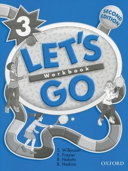Book Lets Go: Level 3, Second Edition Workbook by S. Wilkinson