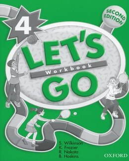 Book Lets Go: Level 4, Second Edition Workbook by K. Frazier