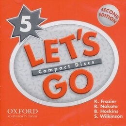 Book Lets Go: Level 5, Second Edition Audio CDs (2) by R. Nakata